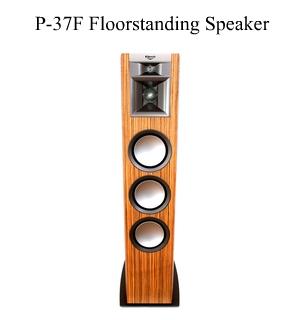 klipsch p 37f floorstanding speaker. Black Bedroom Furniture Sets. Home Design Ideas